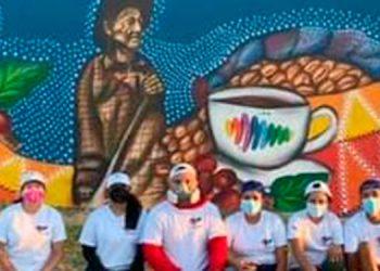El proyecto Honduras en Colores, de Marca País Honduras, es desarrollada por el Colectivo Cadejo.
