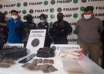 """Con la captura de """"El Ñoño"""" y sus cómplices ya suman más de 30 miembros de organizaciones criminales detenidos en la zona oriental de la capital, en los últimos días."""