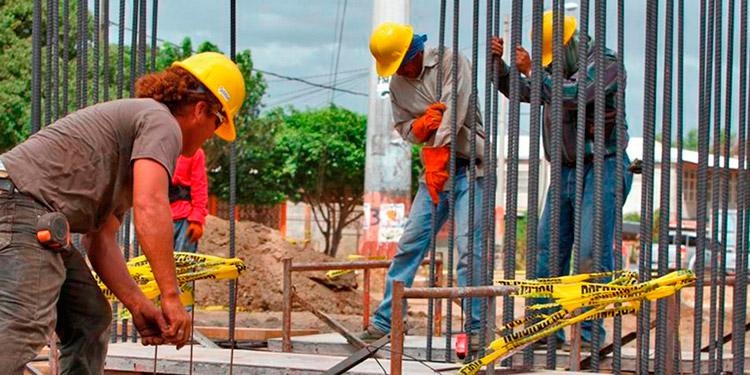 La reducción resultó significativa en la ejecución de la mayoría los proyectos de construcción privada.
