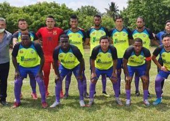 """""""Potros"""" del Olancho FC, a un paso de ser finalistas en el ascenso."""