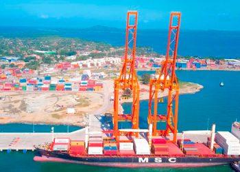 Las autoridades informaron que OPC apoya operaciones de cabotaje de carga nacional conectando los puertos hondureños sin costo.