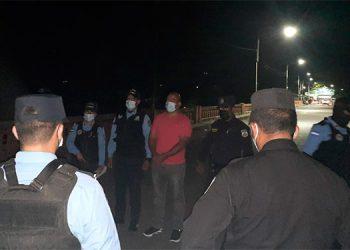 En los operativos se detuvo a un salvadoreño que era solicitado por su país de origen por delitos de homicidio y robo agravado.