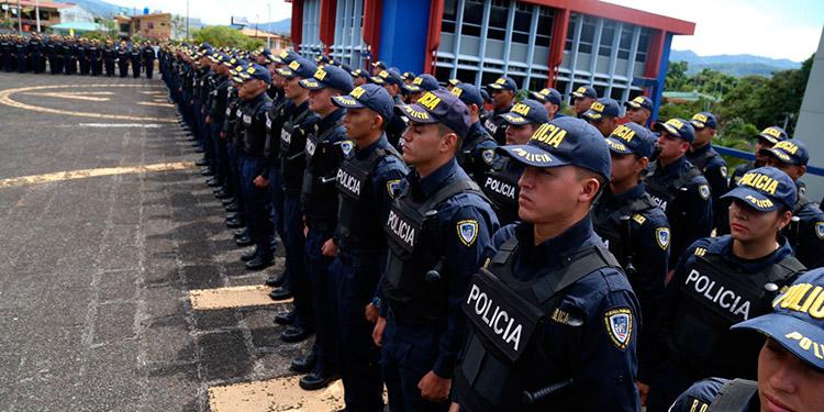 La Secretaría de Salud ante la actual pandemia, necesita del apoyo de la Policía Nacional.