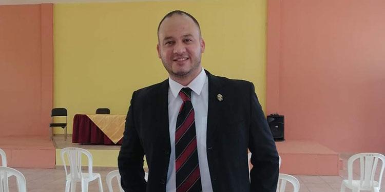 Carlos Alberto Rodríguez Girón, fiscal y presidente del CAH del capítulo de Comayagua, se entregó de forma voluntaria al Juzgado.
