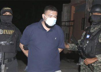 """Arnold Gabriel Valdez, alias """"El Español"""", supuesto relevo de mando de Alexander Mendoza alias """"El Porky"""" dentro de la MS-13."""