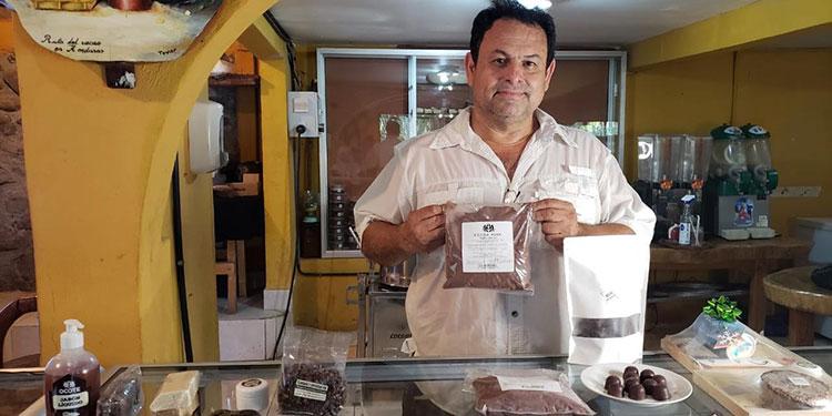 De 200 a 300 toneladas de cacao se han exportado en lo que va del año.