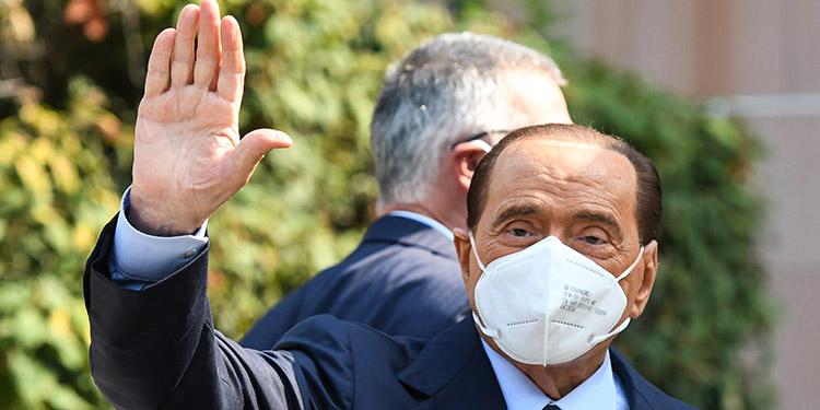 Silvio Berlusconi. (LASSERFOTO AFP)