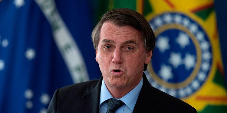 Jair Bolsonaro. (LASSERFOTO  EFE)