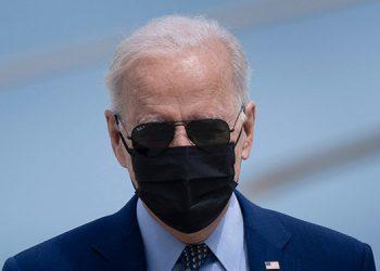 Joe Biden. (LASSERFOTO AFP)
