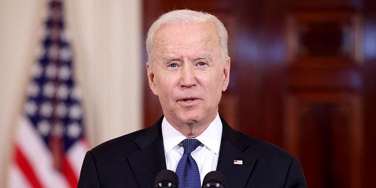Joe Biden (LASSERFOTO AFP)