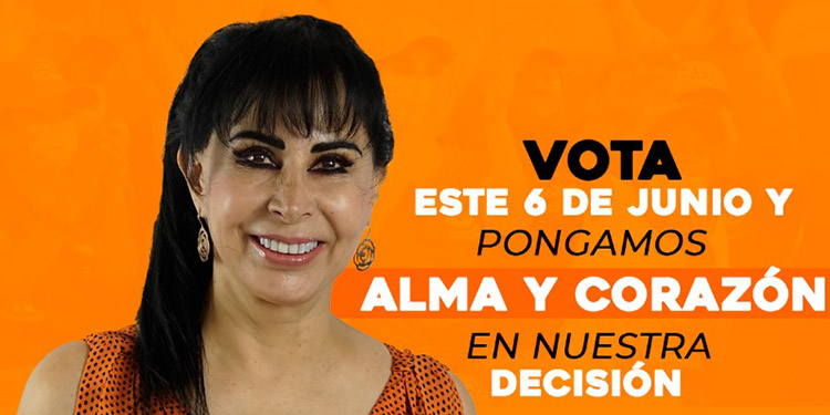 Alma Rosa Barragán.