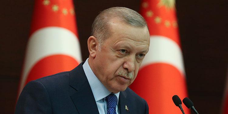 Recep Tayyip Erdogan  (LASSERFOTO EFE)