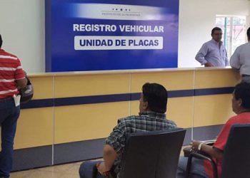 A partir del 10 de mayo los trámites para el Registro Vehicular se atenderán en el cuerpo bajo B de Centro Cívico Gubernamental.