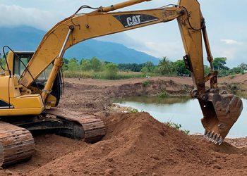 El proyecto tiene como propósito proteger los bienes materiales y salvaguardar la vida de los pobladores en esta zona.
