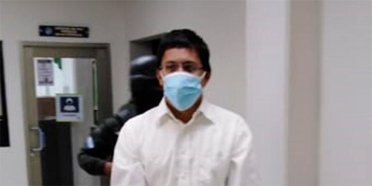 A Augusto César Ocón Hernández se le declaró culpable del delito de asesinato.