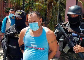 El detenido fue remitido ante las autoridades judiciales de la ciudad de San Lorenzo.