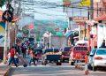 Por el momento el comercio, el turismo y la agroindustria siguen trabajando normalmente en Santa Cruz de Yojoa.
