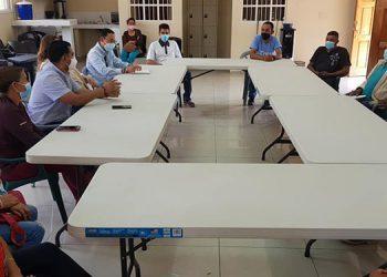 La apertura del centro de salud iniciará con una brigada médica en la comunidad de Las Crucitas.
