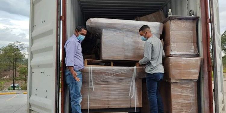 El equipo recibido en el policlínico de Siguatepeque, Comayagua, está valorada en 70 mil dólares provenientes de una ONG estadounidense.