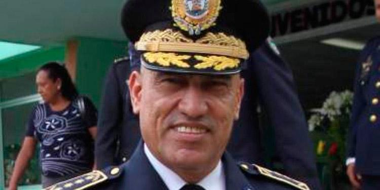 """Juan Carlos """"El Tigre"""" Bonilla Valladares."""