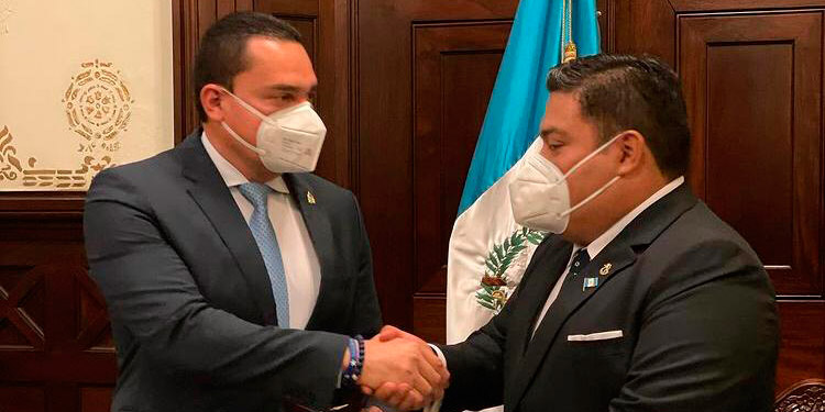 """Zambrano, también mencionó que presentó el proyecto """"Gol – Honduras""""."""