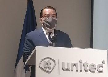 Marlon Brevé, rector de Unitec y Ceutec.