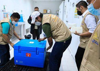La ARSA verificará la seguridad y eficacia de las vacunas que El Salvador le done a Honduras.