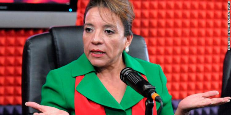 Xiomara Castro.