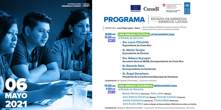 Este taller y el proyecto del Informe sobre Desarrollo Humanos son financiados por la Agencia Suiza para el Desarrollo y la Cooperación (COSUDE), Canadá y la Unión Europea.