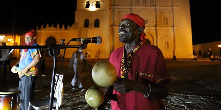 Marca país destacó el aporte de la herencia africana en Honduras de la mano de la etnia garífuna.