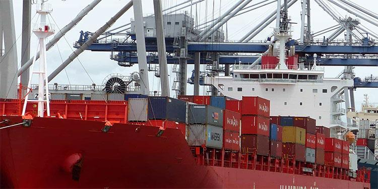 """Parte del incremento de los costos se debe a """"la poca disponibilidad de contenedores para trasladar materias primas"""