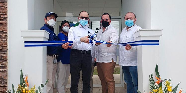 Autoridades de Honduras y Guatemala dieron por culminadas las obras de ampliación en los tres puntos fronterizos integrados de la Unión Aduanera.