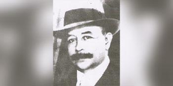 1 El poeta Froylan Turcios uno de los fundadores de la APH