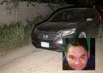 El abogado José Manuel Topete Vásquez (foto inserta) fue encontrado muerto a balazos en su propio automóvil, la noche del domingo.