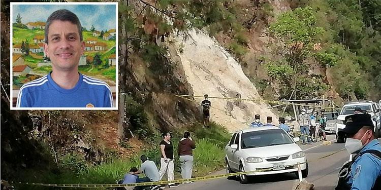 El encausado, Yorvin Manuel Valladares Amador, permanecerá recluido por la muerte del abogado Armando José Aguilar Arias, el 27 de mayo.