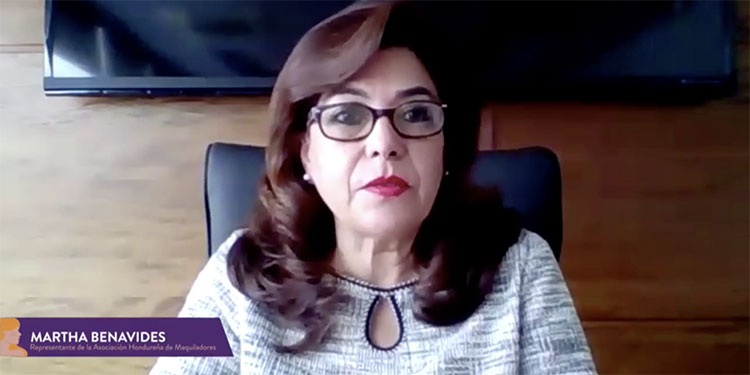 Martha Benavides, directora técnica de servicios y administrativa de la AHM.