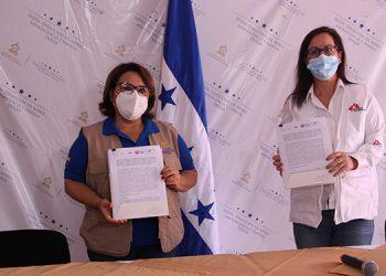 Durante el evento se comprometieron a impulsar el diseño de un protocolo para menores sobrevivientes de violencia sexual que no se tiene en el país.