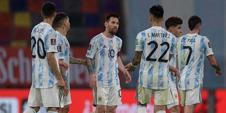 Liderada por Messi, Argentina anunció que va a la Copa América de Brasil.
