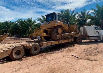 En el Valle de Sula se construirá un contrabordo para proteger los trabajos que se están desarrollando en la construcción de los bordos.