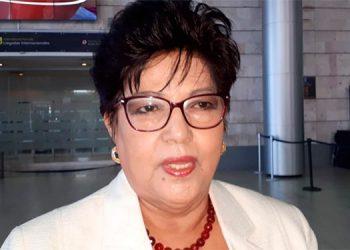 Belinda Martínez.