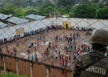 El sistema de alerta a lo interno de las cárceles se mantendrá con el objetivo de evitar confrontaciones entre los privados de libertad.