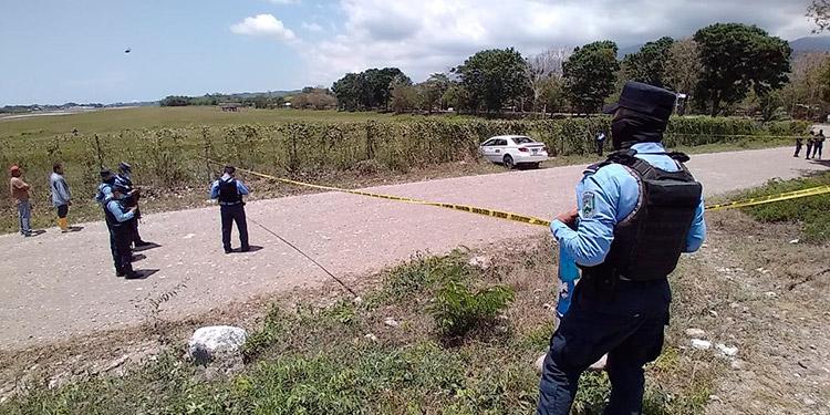 Se desconoce el medio de transporte de los sicarios que mataron al taxista a balazos.