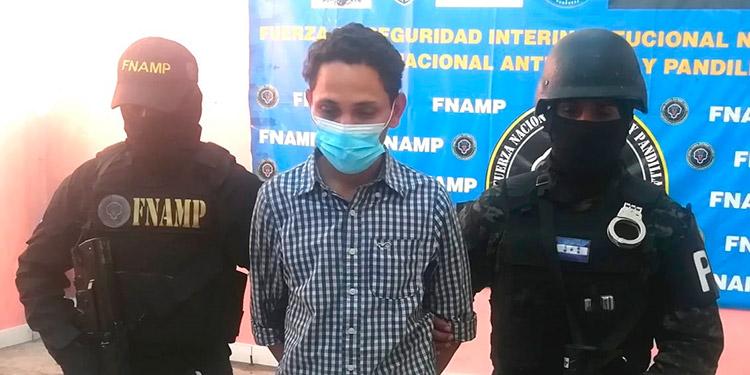 """Jarlan Stiven Hernández Figueroa alias """"El Pato"""" es el segundo sospechoso de la masacre de El Picachito."""