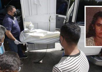 Los pistoleros irrumpieron en la casa de Edis Maribel Valle Ponce (foto inserta), para ultimarla a disparos.