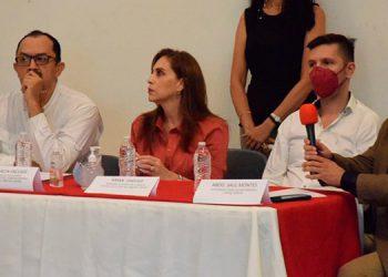 Las actuales autoridades del Consejo Central Ejecutivo del Partido Liberal (CCEPL).