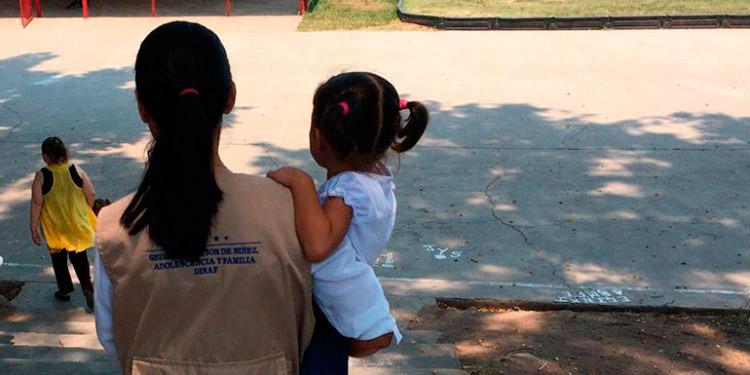 """La plataforma """"Primero Los Niños"""" permite proveer información sobre los infantes bajo protección estatal."""