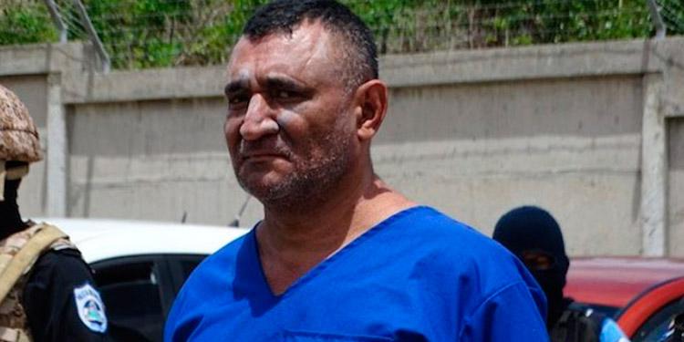 """David Elías Campbell Licona, alias """"Viejo"""", """"Viejo Dan"""" o """"Don David"""", se encuentra recluido en Nicaragua."""