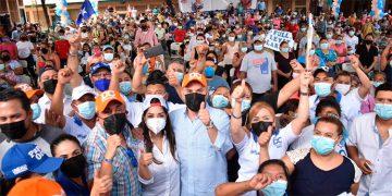 Chávez también se trasladó al sector del Cañón Azul, colonia 3 de Mayo y en la colonia Los Laureles.