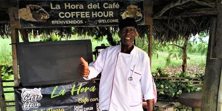 El desaparecido, Javier García Sullivan, es ejemplo de superación y creatividad por hondureños y turistas internacionales que visitaban su negocio.
