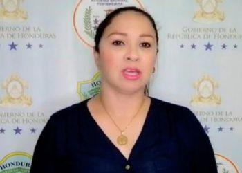 """Digna Aguilar (INP): """"Alerta en todos los centros penitenciarios…""""."""